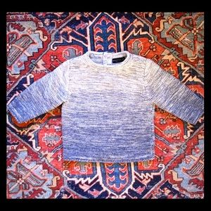 Blue Ombré Sweater by Next Direct